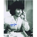 James Bond Bette Le Beau 2 genuine signed authentic autograph photo