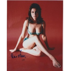 James Bond Lana Wood signed original genuine autograph authentic photo