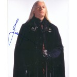 Jason Issacs Harry Potter signed autograph photo