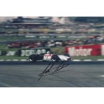 John Surtees Ferrari Honda signed original genuine autograph authentic photo