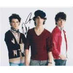 Jonas Brothers signed autograph photo 4