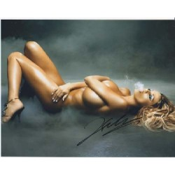 Jordan Katie Price signed autograph photo