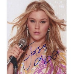 Joss Stone  genuine original authentic signed autograph photo