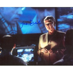 Judi Dench James Bond genuine signed authentic signature photo
