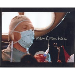 Kenneth Cranham genuine signed authentic signature photo
