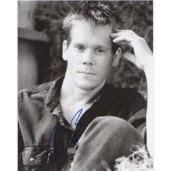 Kevin Bacon signed autograph colour photo 2