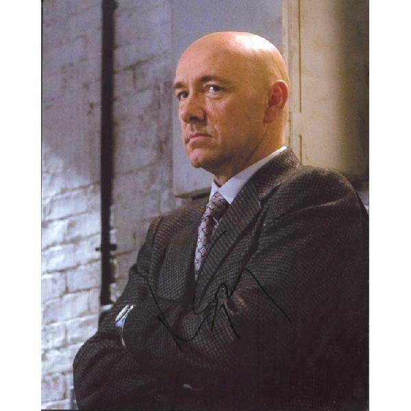 Kevin Spacey genuine signed authentic signature photo