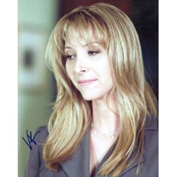Lisa Kudrow genuine signed authentic signature photo