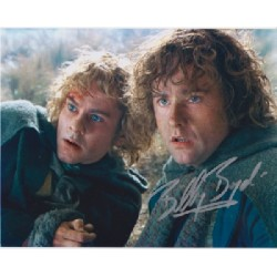 Lord of the Rings Billy Boyd signed autograph photo
