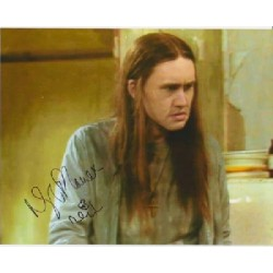 Nigel Planer signed autograph colour photo.