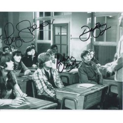 Please Sir cast signed autograph photo