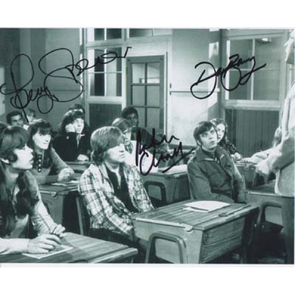 Please Sir David Barry Peter Cleal genuine signed autograph photo