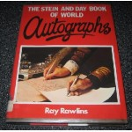 Ray Rawlins authentic autograph guide book.