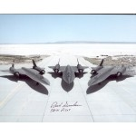Richard Graham SR-71 Pilot genuine signed authentic autograph photo 2
