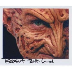 Robert Englund Nightmare on Elm st authentic signed autograph photo