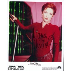 Robert McNeil Star Trek genuine signed authentic signature photo