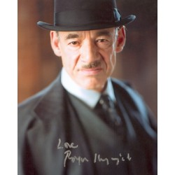 Roger Lloyd- Pack Harry Potter  signed autograph photo