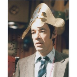 Roger Lloyd Pack OFAH Only Fools genuine signed autograph photo. 2