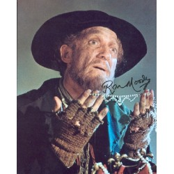 Ron Moody Oliver genuine signed autograph photo
