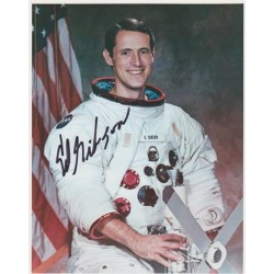Skylab Ed Gibson signed original genuine autograph authentic photo