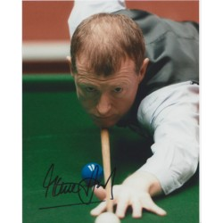 Snooker Steve Davis signed original genuine authentic photo