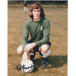 Spurs Pat Jennings signed autograph photo 4