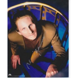 Star Trek Odo, Rene Auberjonois signed autograph photo 3