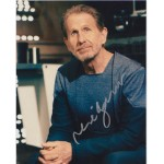 Star Trek Odo, Rene Auberjonois signed original genuine autograph authentic photo