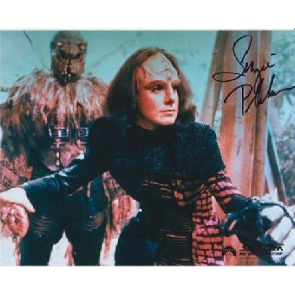 Star Trek Susie Plakson signed autograph photo 2