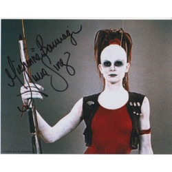 Star Wars Aura Sing signed original genuine autograph authentic photo