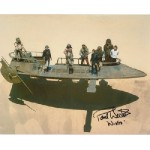 Star Wars Paul Weston signed colour photo 1