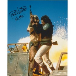 Star Wars Paul Weston signed colour photo 2