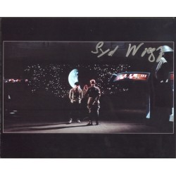 Star Wars Syd Wragg genuine authentic signed autograph photo