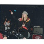 The Ting Tings signed autograph photo 2