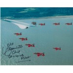 Mike Bannister Concorde authentic genuine signed autograph image 5 dealer