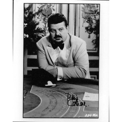 Robbie Coltrane James Bond genuine signed authentic autograph photo