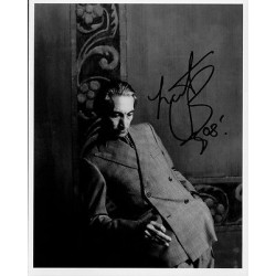 Rolling Stones Charlie Watts genuine signed authentic autograph photo