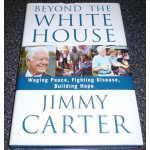 Jimmy Carter US President genuine authentic autograph signed book.