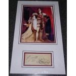 King George IV Royalty genuine authentic signed autograph display photo 2