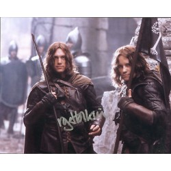 Royd Tolkein LOTR Lord Rings authentic genuine signed autograph photo