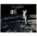Apollo 11 Buzz Aldrin genuine signed authentic autograph photo 3