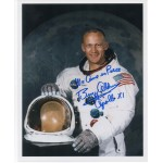 Apollo 11 Buzz Aldrin genuine signed autograph space photo 5
