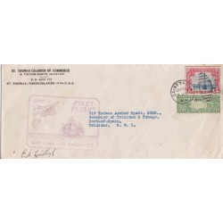 Charles W. Lindbergh signed authentic autograph FDC cover