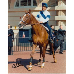 Bob Champion jockey genuine authentic signed autograph photo 4.