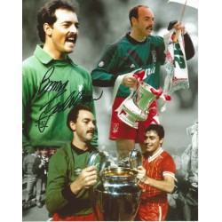 Bruce Grobbelaar Liverpool genuine authentic autograph signed photo