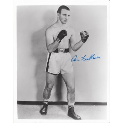 Don Fullmer Boxing signed authentic autograph photo