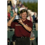 Ernie Els Golf genuine authentic signed autograph photo.