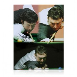 Jimmy White whirlwind snooker genuine authentic autograph signed photo 2