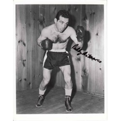 Paddy De Marco Boxing genuine authentic signed autograph photo COA