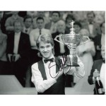 Stephen Hendry snooker genuine authentic signed autograph photo.